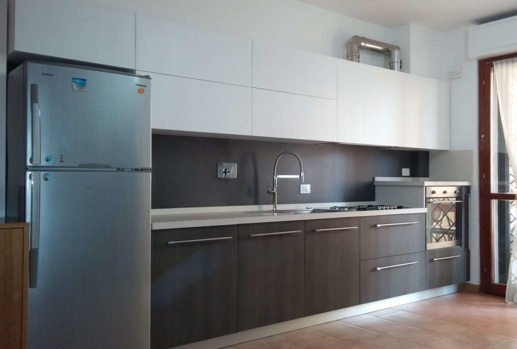 Cheap cucina bicolore with cucine bicolore for Conforama brescia cucine